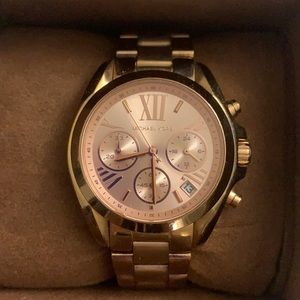 MICHEAL KORS Watch with tag & box
